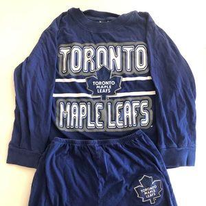 Toronto Maple Leafs pajamas